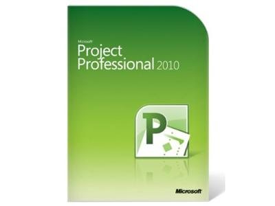 Microsoft Project Professional 2010 Product Key