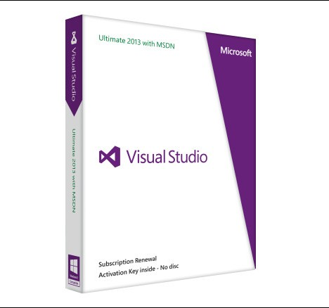 Visual Studio Ultimate 2013 Product Key
