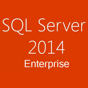 SQL Server 2014 Enterprise Product Key