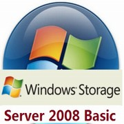 Microsoft Windows Storage Server 2008 Basic