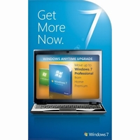 Windows 7 Home Basic to Professional Anytime Upgrade
