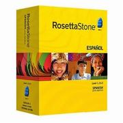 Rosetta Stone Spanish (Latin America) Level 1, 2, 3 Set