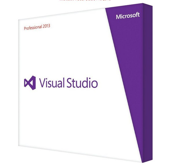 Cheap Genuine Visual Studio Professional 2013 Product Key ...